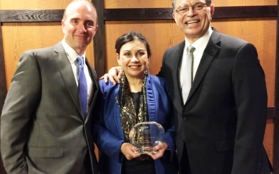 ELYON International Wins Diverse Supplier of the Year Award